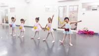 幼稚園バレエクラス